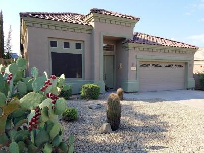Single Family Home For Sale: 15644 E Yucca Drive