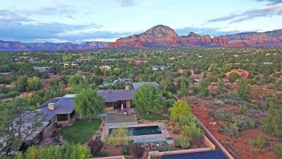 Yavapai County Single Family Home For Sale: 2975 Red Hawk Lane
