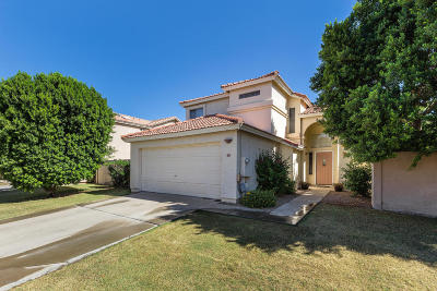 Single Family Home For Sale: 1836 N Stapley Drive #68