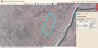 Heber AZ Residential Lots & Land For Sale: $16,900