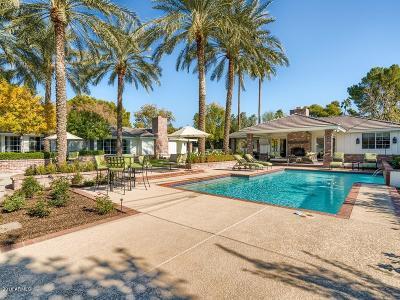 Scottsdale Single Family Home For Sale: 6201 E Montecito Avenue
