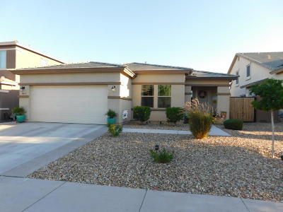 Waddell Single Family Home For Sale: 18621 W Palo Verde Avenue