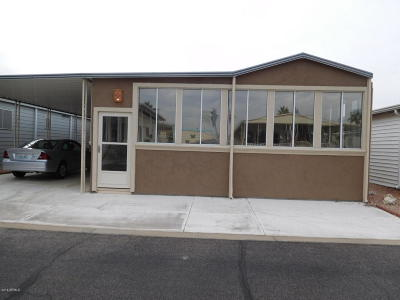 Surprise Mobile/Manufactured For Sale: 17200 W Bell Road #379