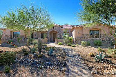Cave Creek Single Family Home For Sale: 5837 E Mark Lane