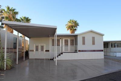 Surprise Mobile/Manufactured For Sale: 17200 W Bell Road #470