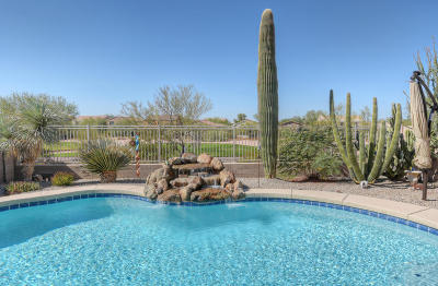 Cave Creek Single Family Home For Sale: 34014 N 44th Place