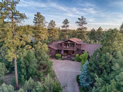 Lakeside Single Family Home For Sale: 3401 W Blazingstar Road