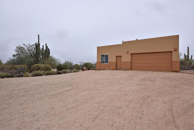 Rio Verde Single Family Home For Sale: 17039 E Montgomery Road