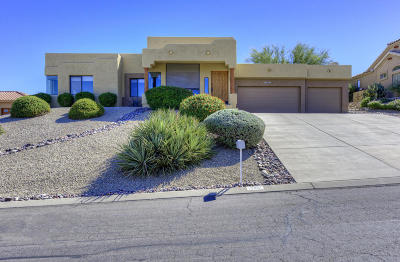 Fountain Hills Single Family Home For Sale: 15851 E Tumbleweed Drive