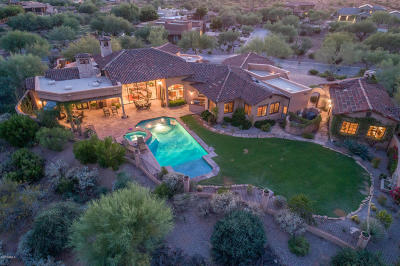 Gold Canyon AZ Single Family Home For Sale: $1,545,000