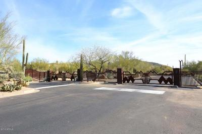 Scottsdale Residential Lots & Land For Sale: 7899 E Mary Sharon Drive