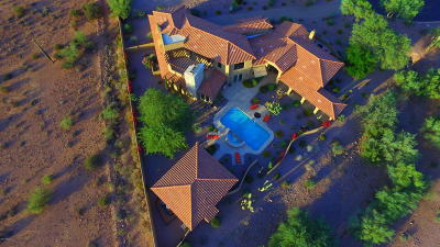 Gold Canyon Single Family Home For Sale: 6431 E Ponderosa Loop