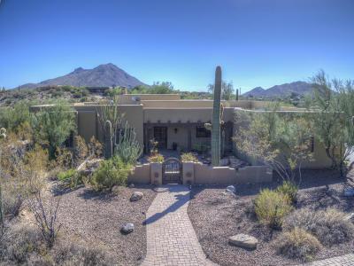 Cave Creek Single Family Home For Sale: 5813 E Ocotillo Road