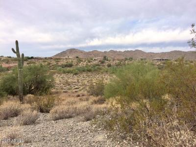 Fountain Hills Residential Lots & Land For Sale: 15679 E Golden Eagle Boulevard