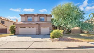 Gilbert Single Family Home For Sale: 2041 E Stephens Road