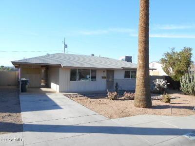Phoenix Single Family Home For Sale: 3133 E McKinley Street