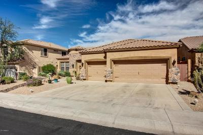 Cave Creek Single Family Home For Sale: 4106 E Woodstock Road