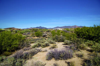 Scottsdale Residential Lots & Land For Sale: 37995 N 109th Street