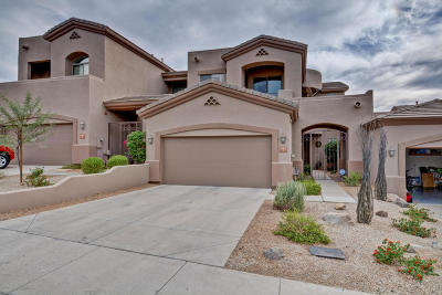 Fountain Hills Condo/Townhouse For Sale: 14960 E Desert Willow Drive #3