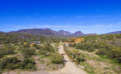 Cave Creek Single Family Home For Sale: 5180 E Rockaway Hills Drive