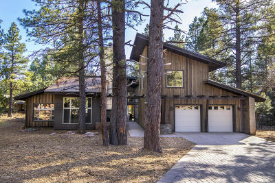 Flagstaff Single Family Home For Sale: 184 - 2089 Paleo Place