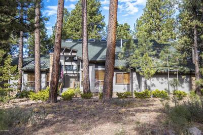 Flagstaff Single Family Home For Sale: 2629 Joe Dolan