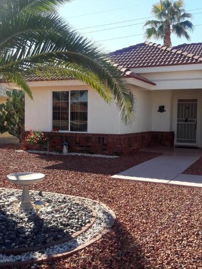 Sun City West Single Family Home For Sale: 14519 W Windcrest Drive