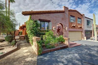 Carefree AZ Condo/Townhouse For Sale: $450,000