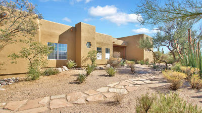Scottsdale Single Family Home For Sale: 25439 N Ranch Gate Road