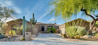 Scottsdale Single Family Home For Sale: 7710 E Evening Glow Drive