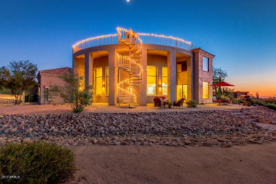 Gold Canyon AZ Single Family Home For Sale: $1,150,000