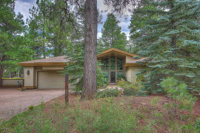 Flagstaff Single Family Home For Sale: 2109 Emma Leslie