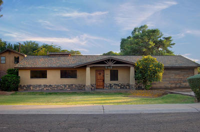 Phoenix Single Family Home For Sale: 1801 E Stella Lane