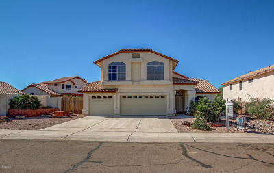 Goodyear Single Family Home For Sale: 10890 S Dreamy Drive