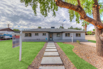 Phoenix Single Family Home For Sale: 2936 N 56th Street