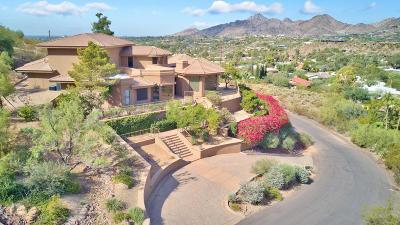 Phoenix AZ Single Family Home For Sale: $2,595,000