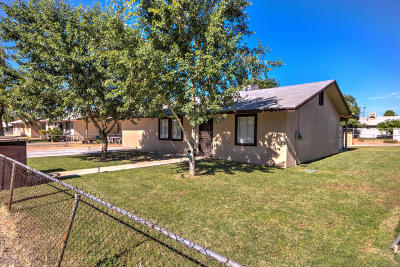 Single Family Home UCB (Under Contract-Backups): 20816 E Duncan Street