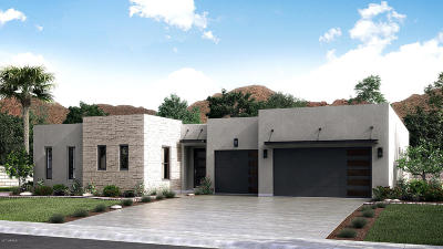 Phoenix Single Family Home For Sale: 13806 N 16th Way