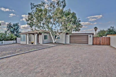 Phoenix Single Family Home For Sale: 3116 E Campo Bello Drive