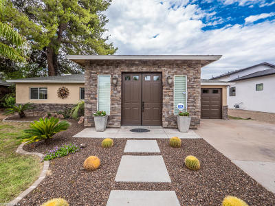 Phoenix Single Family Home For Sale: 3927 E Monterosa Street