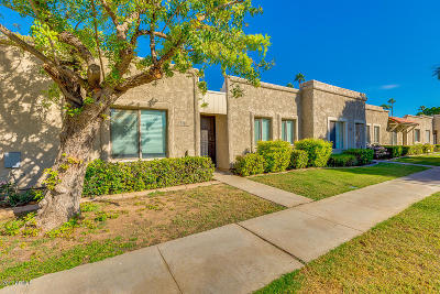 Scottsdale Condo/Townhouse For Sale: 5113 N 81st Street