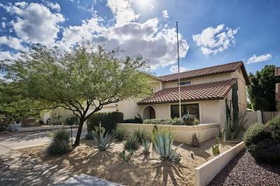 Tempe Single Family Home For Sale: 1454 N La Rosa Drive
