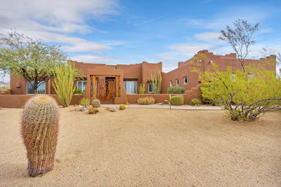 Cave Creek Single Family Home For Sale: 3602 E Cloud Road