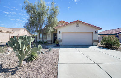Arizona City Single Family Home For Sale: 14785 S Padres Road
