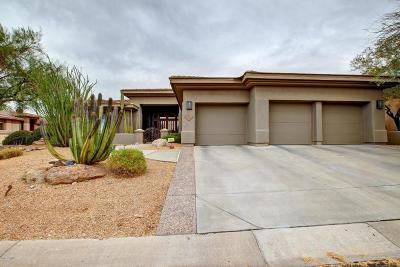 McDowell Mountain Ranch Single Family Home For Sale: 16620 N 111th Street