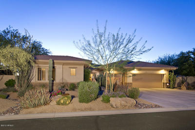Bellasera Single Family Home For Sale: 7486 E Visao Drive