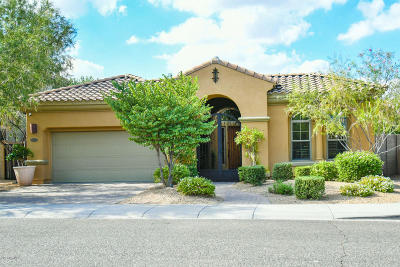 Phoenix Single Family Home For Sale: 22110 N 36th Terrace