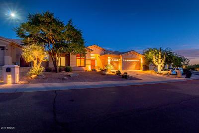 Scottsdale Single Family Home For Sale: 11615 N 131st Street