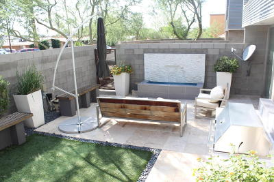 Phoenix Single Family Home For Sale: 4410 N 27th Street #6