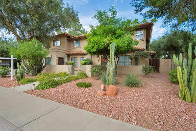 Scottsdale Single Family Home For Sale: 8438 E Welsh Trail